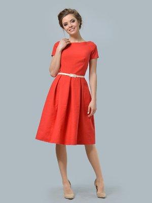 Платье красное | 3178122