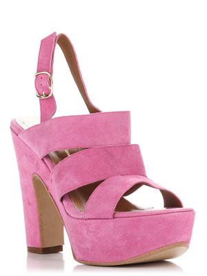 Босоніжки рожеві | 3273442
