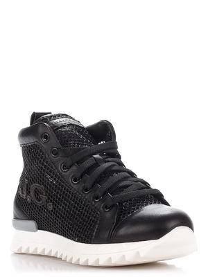 Кроссовки черные - John Galliano - 3273481
