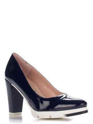 Туфлі темно-сині | 3278114