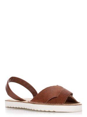 Босоніжки коричневі   3278046
