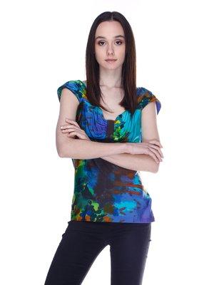 Блуза в принт | 3273314