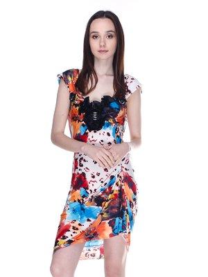Сукня з квітковим принтом | 3273301