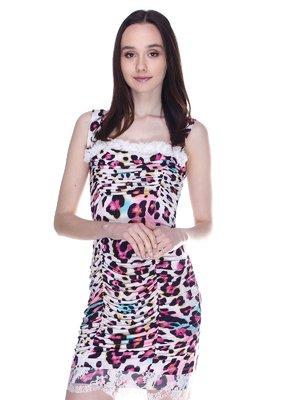 Сукня анімалістичного забарвлення | 3273288