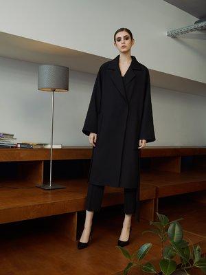 Пальто черное | 3225560