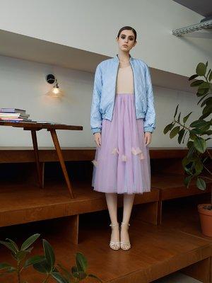 Платье сиреневое | 3225579