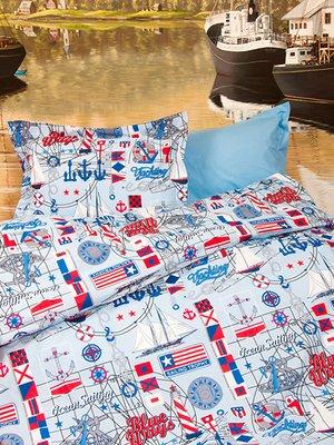 Комплект постельного белья подростковый | 3283511
