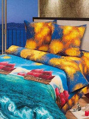 Комплект постельного белья полуторный | 3283543