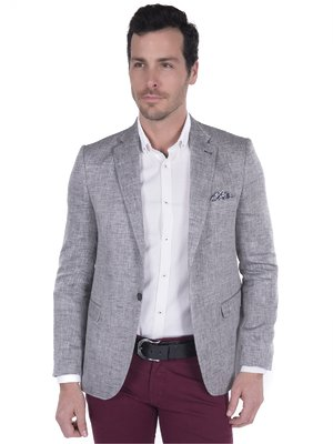 Пиджак серый | 3283764