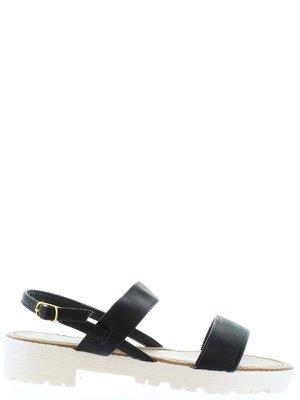 Сандалии черные | 3285550