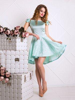 Сукня м'ятного кольору | 3288660