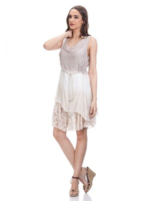 Сукня бежева | 3291735