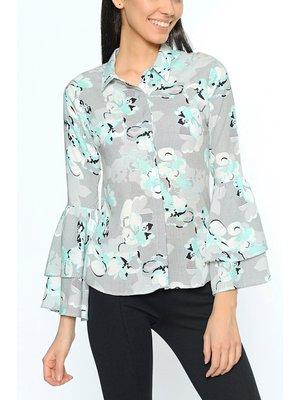 Блуза в принт | 3289374