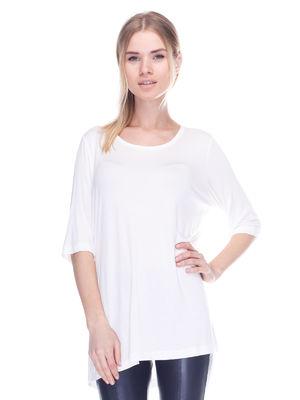 Блуза молочного кольору | 3294234