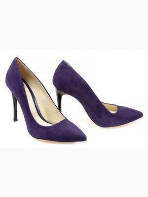 Туфли цвета ультрамарин | 3295574