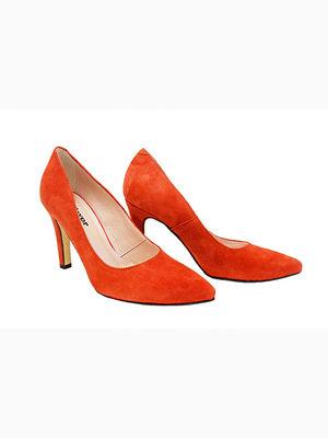 Туфли терракотового цвета | 3295590