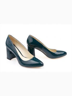 Туфли темно-зеленые | 3295611