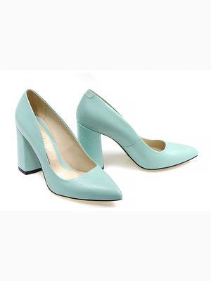 Туфлі бірюзові | 3295620