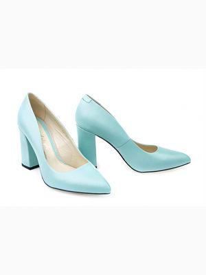 Туфлі бірюзові   3295630