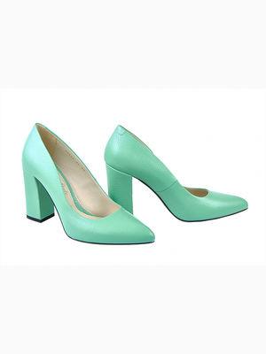 Туфли мятного цвета | 3295631