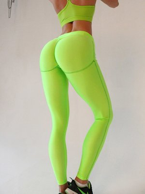 Легінси зелені | 3296988