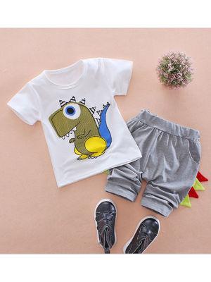 Комплект: футболка і штани | 3301979