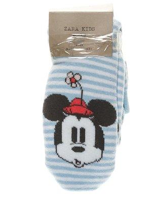 Шкарпетки блакитні в смужку | 3281865