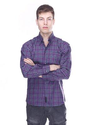 Рубашка клетчатая | 3180293
