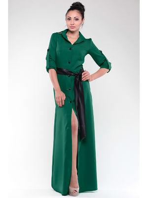 Платье зеленое | 3305069