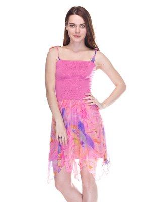 Платье розовое | 3297440