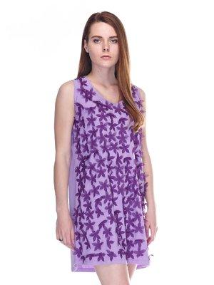 Платье фиолетовое | 3297405