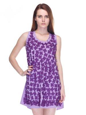 Платье фиолетовое | 3297408
