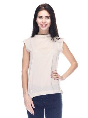Блуза бежевая | 3276627
