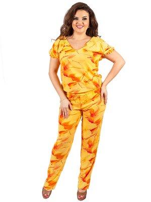 Костюм: блуза и брюки | 3308020