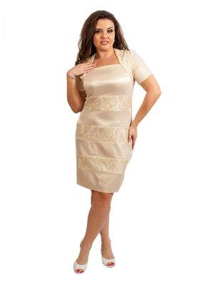 Сукня молочного кольору | 3308047