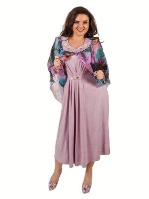 Сукня світло-бузкова   3308059