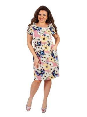 Платье цветочной расцветки | 3195494