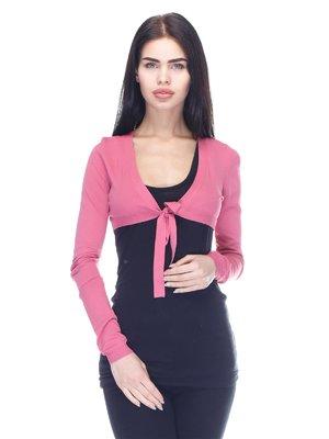 Болеро темно-рожеве | 3287051