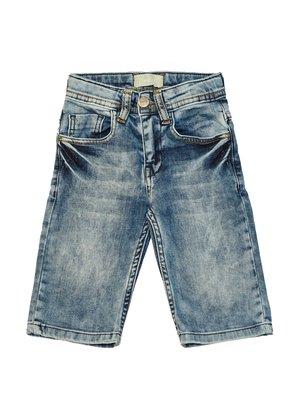 Бриджі сині джинсові | 3312037
