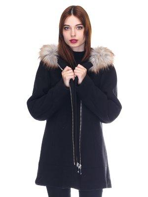 Пальто черное   3291914