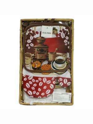 Набор кухонный в корзине «Кофе» | 3314773