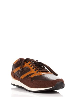 Кроссовки коричневые | 3291579