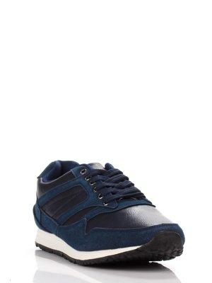 Кроссовки темно-синие | 3291587