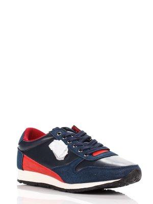 Кроссовки синие | 3291583