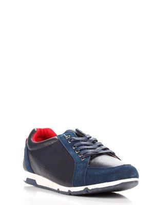 Кроссовки темно-синие | 3291586