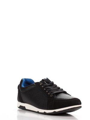 Кроссовки черные | 3291590