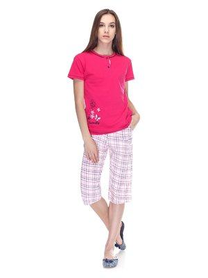 Пижама: футболка и бриджи | 3307385