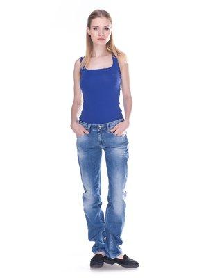 Джинсы синие | 3180224