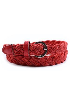 Ремінь червоний | 3300008