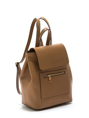 Рюкзак кольору коньяку | 3318229